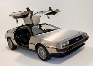 DeLorean DMC-12 Copyright: Kevin Abato (Grenexmedia)