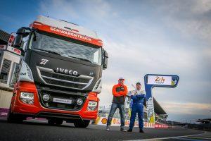 Gerd Körber (l.) und sein Team haben eine Technikpartnerschaft mit Jochen Hahn und dem Team Hahn Racing vereinbart.